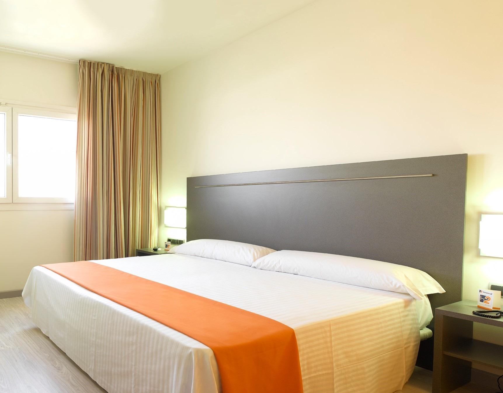 HABITACIÓN 2 PAX HOTEL H2 FUENLABRADA